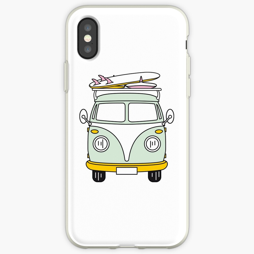 VW Van iPhone Case & Cover
