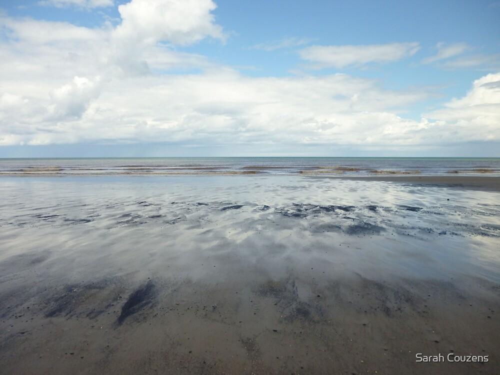 East Coast Seascape by Sarah Couzens