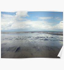 Póster East Coast Seascape