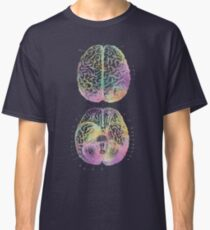 Ancient Brain Drawing - Type D Classic T-Shirt