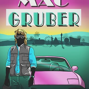Miami Gruber by unicornhunters