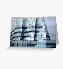--IAC Tower, New York City Greeting Card