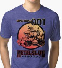 Super Vehicle 001 Tri-blend T-Shirt