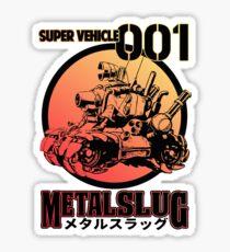 Super Vehicle 001 Sticker