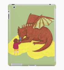 Fire and Sting iPad Case/Skin