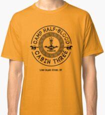 Percy Jackson - Camp Half-Blood - Cabin Three - Poseidon Classic T-Shirt