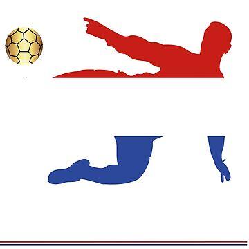 Netherlands National Football by edamaya