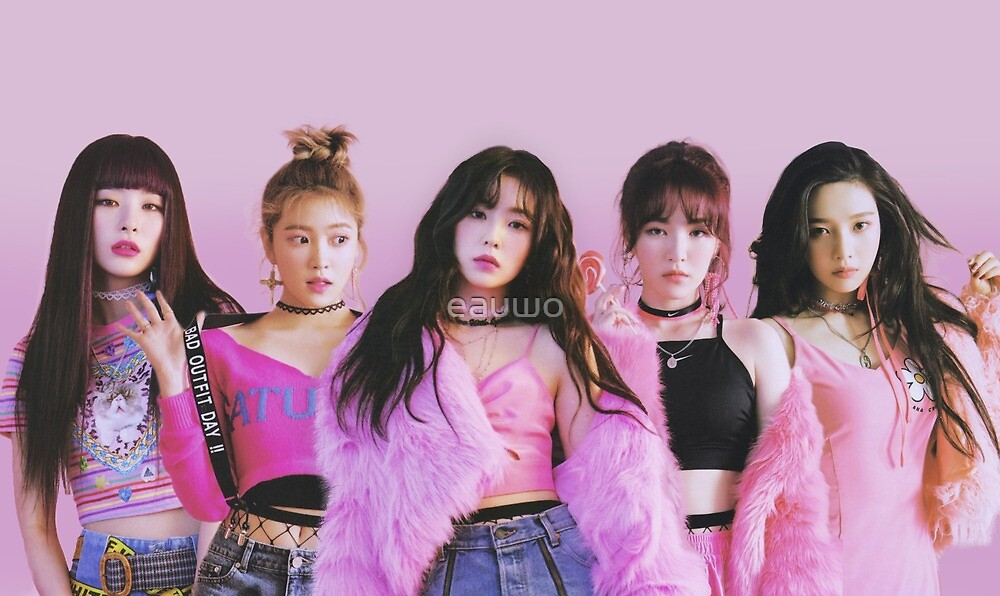Image result for red velvet bad boy