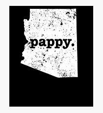 Pappy  Arizona  Super Grandpa Photographic Print