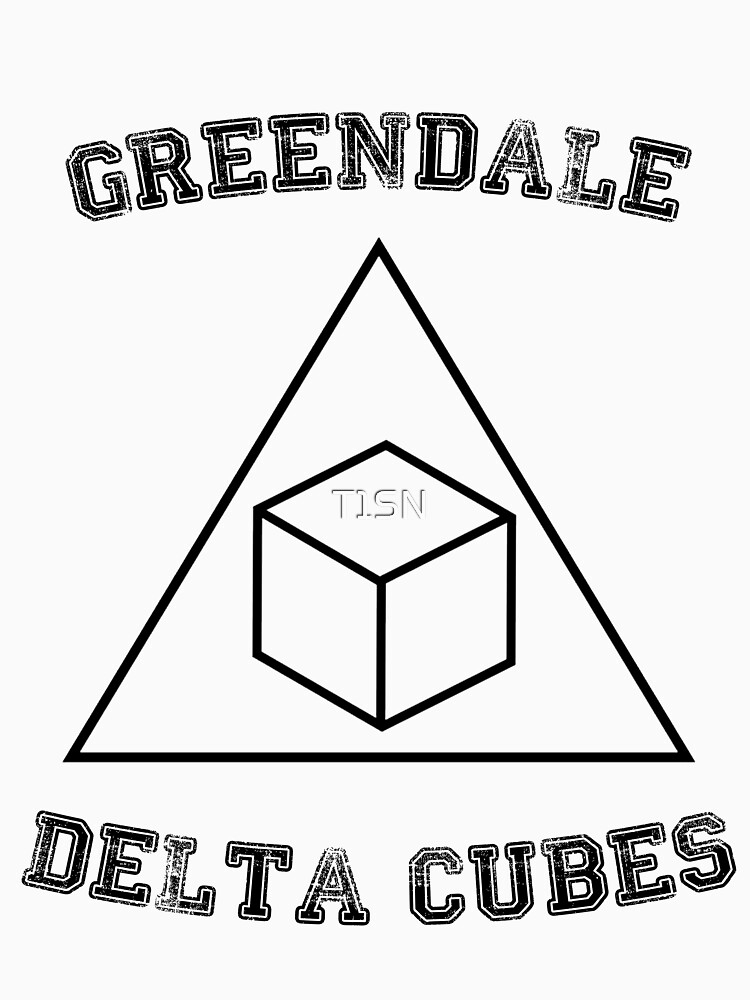 Greendale Delta Cubes by T1SN