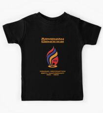 Armenian Genocide 100yr Anniversary Kids Tee