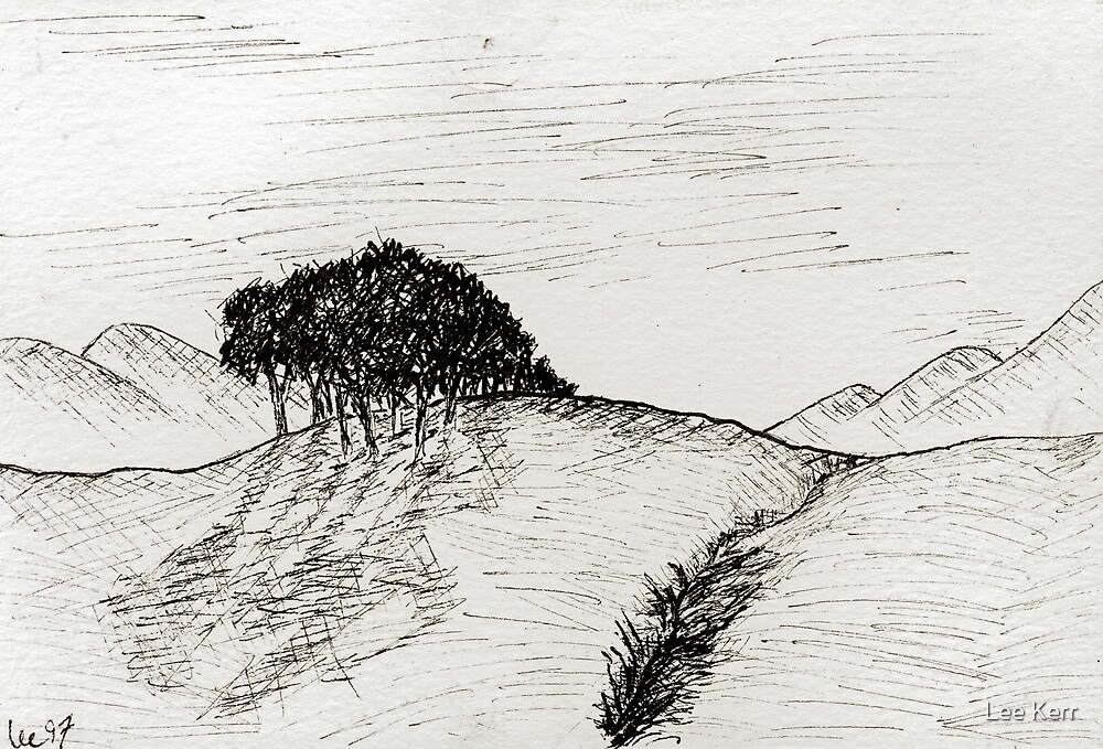 Hill Top by Lee Kerr