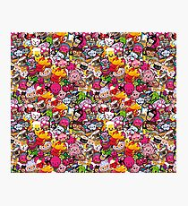Kawaii galore Photographic Print