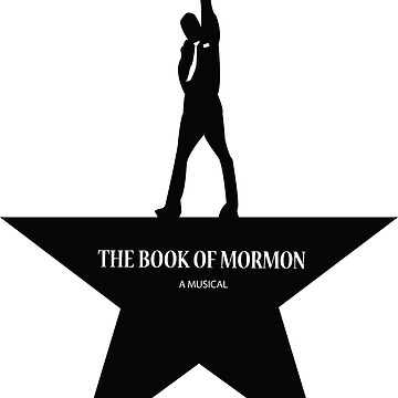Book Of Mormon- An American Musical by HenryBourke767