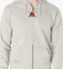 HxH Logo Zipped Hoodie