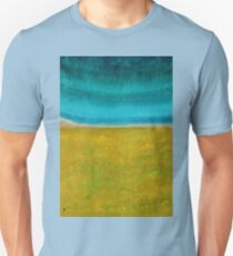 Chamisa in Bloom original painting Unisex T-Shirt