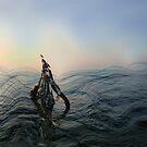 Stormy Ocean by Benedikt Amrhein