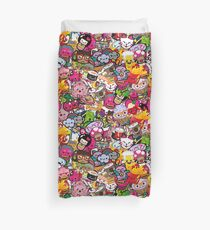 Kawaii galore Duvet Cover