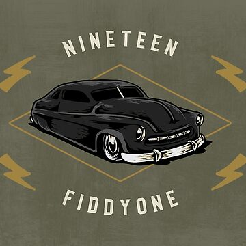 Nineteen FiddyOne by typeyeah
