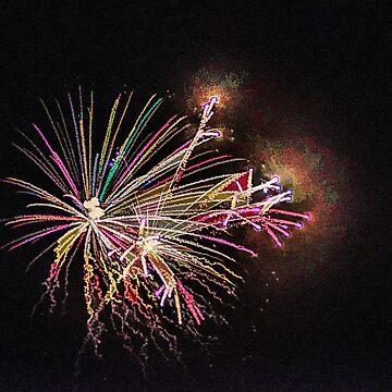Fireworks by JPPhotographix