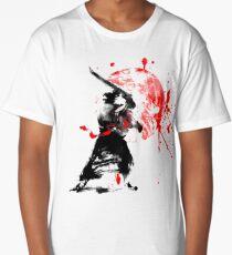 Japanese Samurai Long T-Shirt