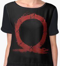 God of War - Omega Chiffon Top