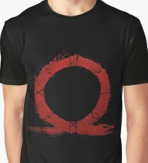 God of War - Omega Graphic T-Shirt
