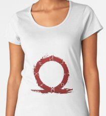 God of War - Omega Women's Premium T-Shirt