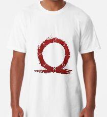 Gott des Krieges - Omega Longshirt