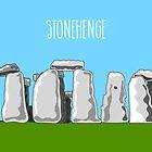 Stonehenge by Adam Regester