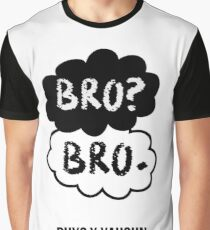Borderbros - The Fault in our Bro (the fault being jack in rhy's Echo system) Graphic T-Shirt