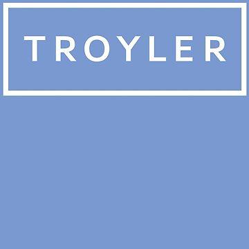 TROYLER (TRXYE insp) light blue by downeymore