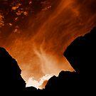 Dark Cliffs by Ross Jardine
