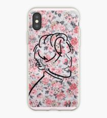 Vinilo o funda para iPhone Floral Harry Styles