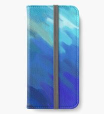 be creative abstract iPhone Wallet/Case/Skin