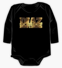 Diaz Brothers 209 Gold UFC One Piece - Long Sleeve