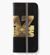 Diaz Brothers 209 Gold UFC iPhone Wallet/Case/Skin