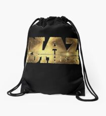 Diaz Brothers 209 Gold UFC Drawstring Bag