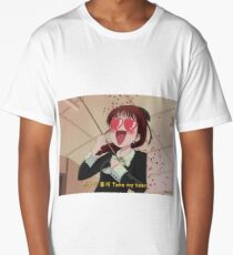 LOONA Chuu - Heart Attack 90's anime Long T-Shirt