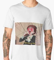 LOONA Chuu - Heart Attack 90's anime Men's Premium T-Shirt