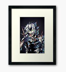 mephiles Framed Print