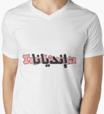 Indiana ( Arabic Calligraphy ) Men's V-Neck T-Shirt