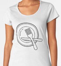 Dish Women's Premium T-Shirt