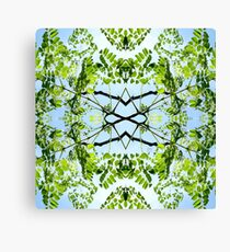 Tropical Kaleidoscapes 11 Canvas Print