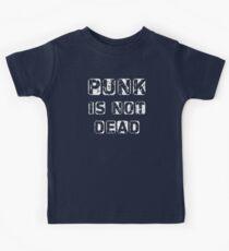 Punk is not Dead Kids Clothes