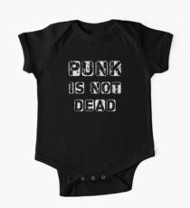 Punk is not Dead One Piece - Short Sleeve