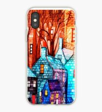 Sun goes Down on Shoreham iPhone Case