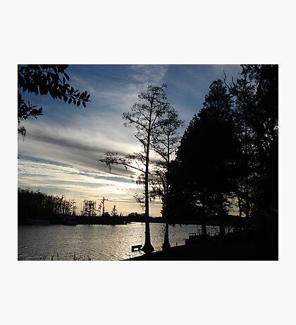 Mercurial Sunset - Bear Creek Photographic Print