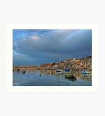 Early Morning At Kalkara Creek Art Print