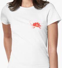 Camiseta entallada para mujer Araña Lilly Flower - Tokyo Ghoul
